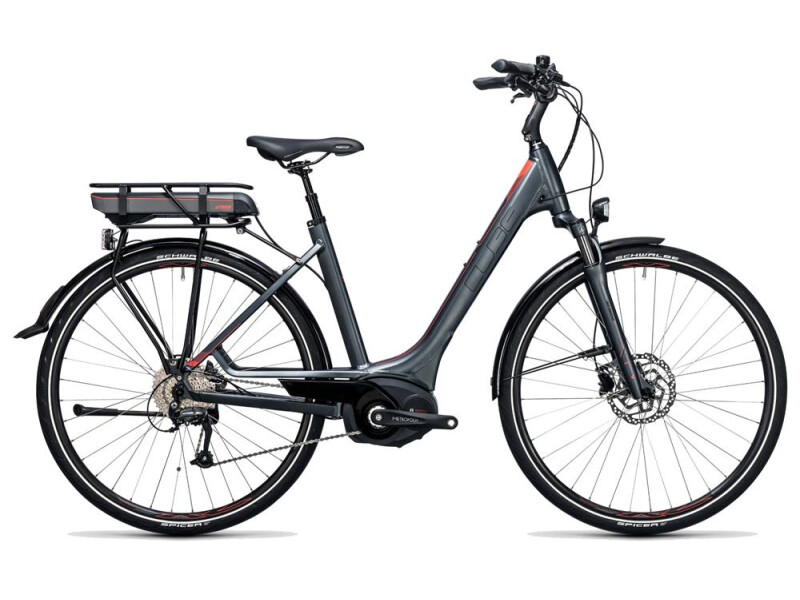 Cube Touring Hybrid Pro 500 grey´n´flashred