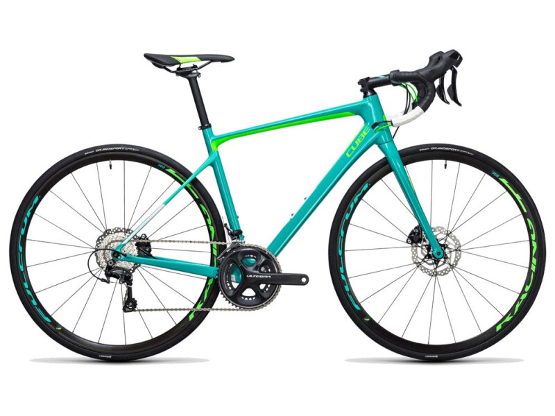 Cube Axial WLS GTC SL Disc mint´n´green