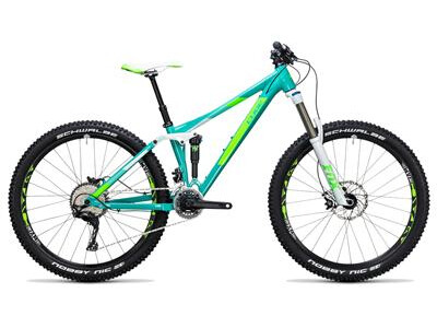 Cube Sting WLS 140 Race 27.5 2x mint´n´green
