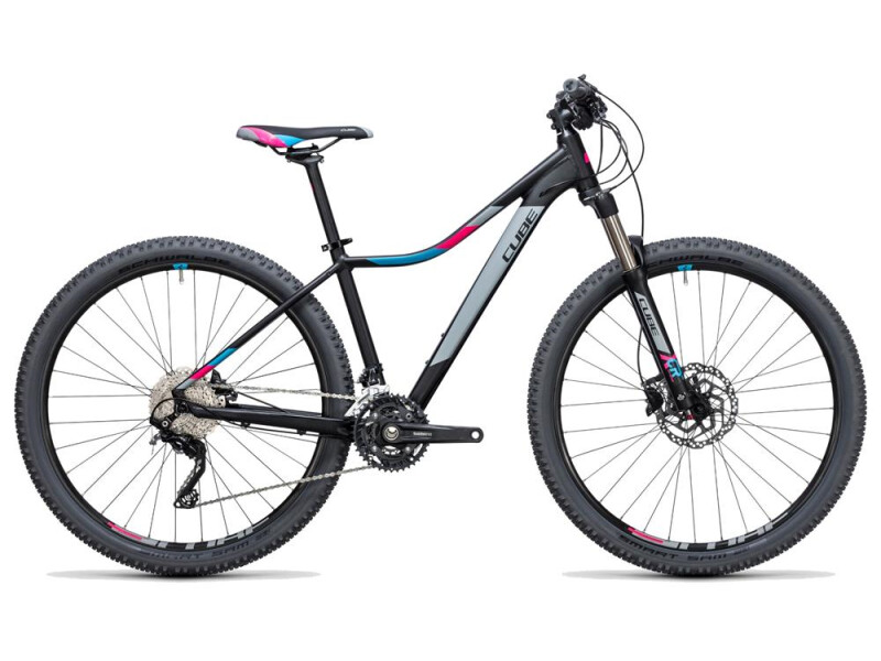 Cube Access WLS Race black´n´blue