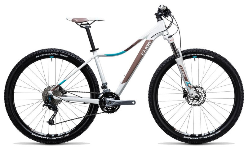 Cube Access WLS Pro white´n´mocca