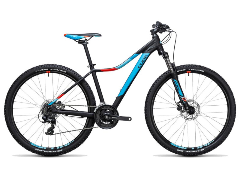 Cube Access WLS Disc black´n´blue