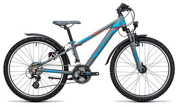 CUBE - Kid 240 Allroad grey´n´blue