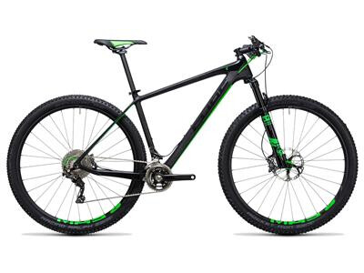 Cube Elite C:68 Race 29 2x carbon´n´green
