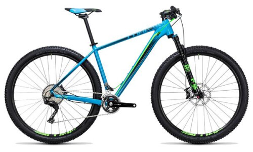 Cube LTD SL 29 blue-green
