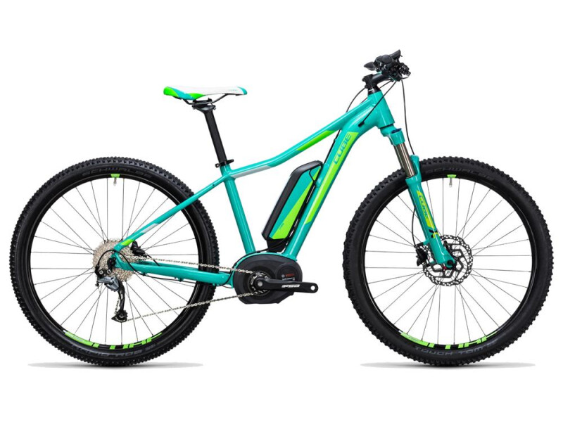 Cube Access WLS Hybrid ONE 500 mint´n´green