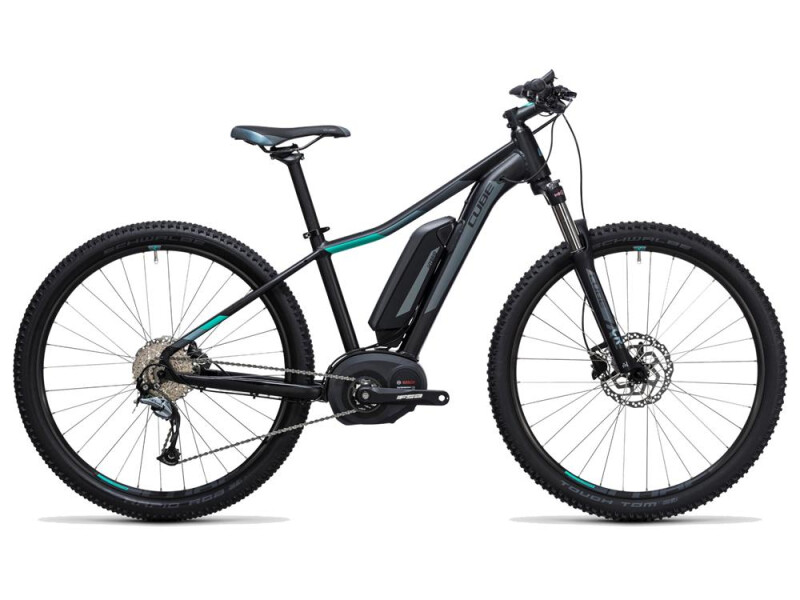 Cube Access WLS Hybrid ONE 400 black´n´blue