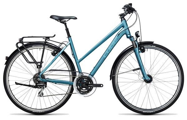 CUBE - Touring ONE bluegreen´n´blue