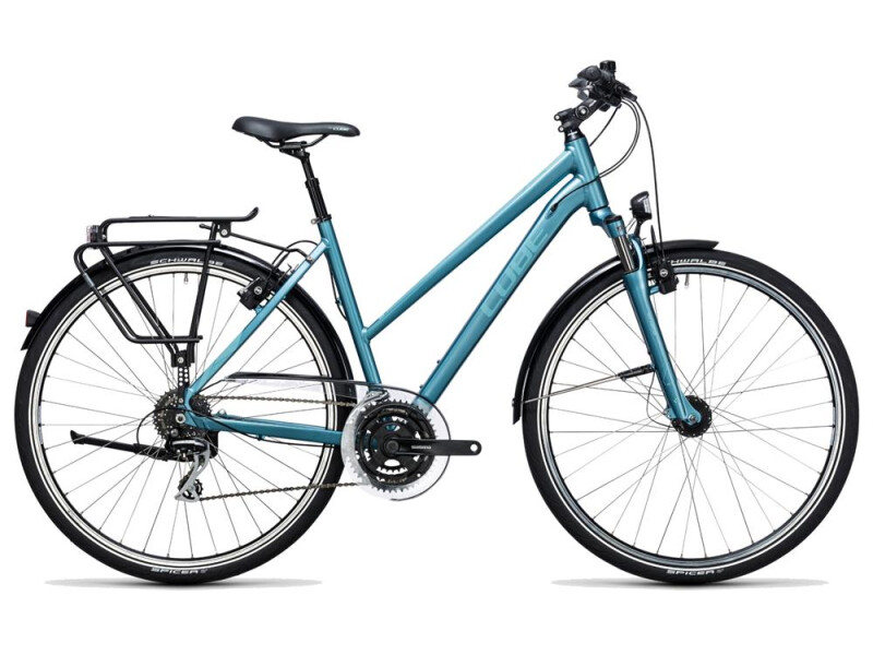 Cube Touring ONE bluegreen´n´blue