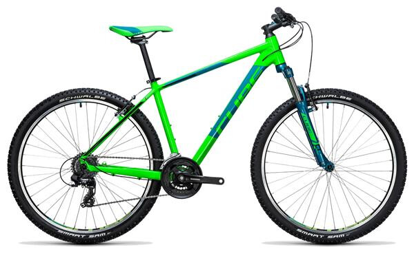 CUBE - Aim 27.5 green´n´blue