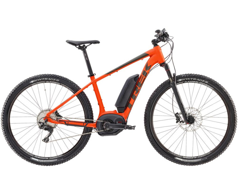 Trek Powerfly 7 orange schwarz 19