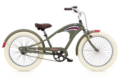 Electra Bicycle Tiger Shark 1 20in Boys'