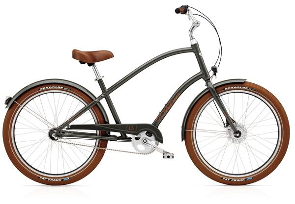 ELECTRA BICYCLE - Townie Balloon 7i EQ Men's