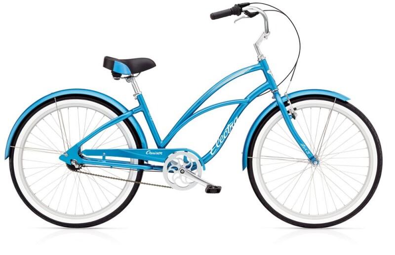 Electra Bicycle Cruiser Lux 3i Ladies' Cruiser-Bike