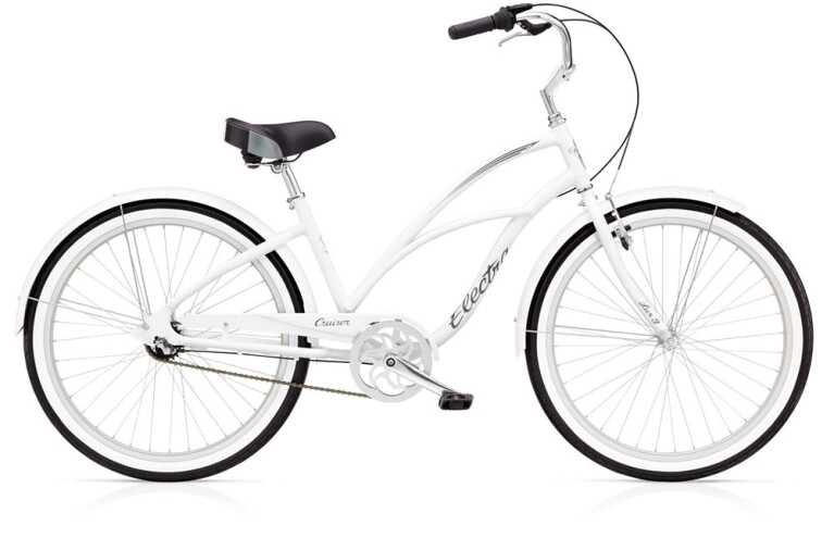 ELECTRA BICYCLE Cruiser Lux 3i Ladies'