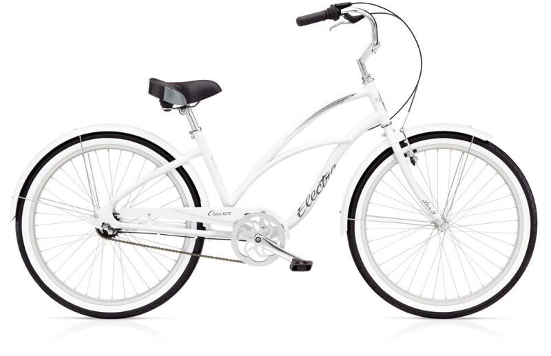 Electra Bicycle Cruiser Lux 3i Ladies' Cruiser-Bike