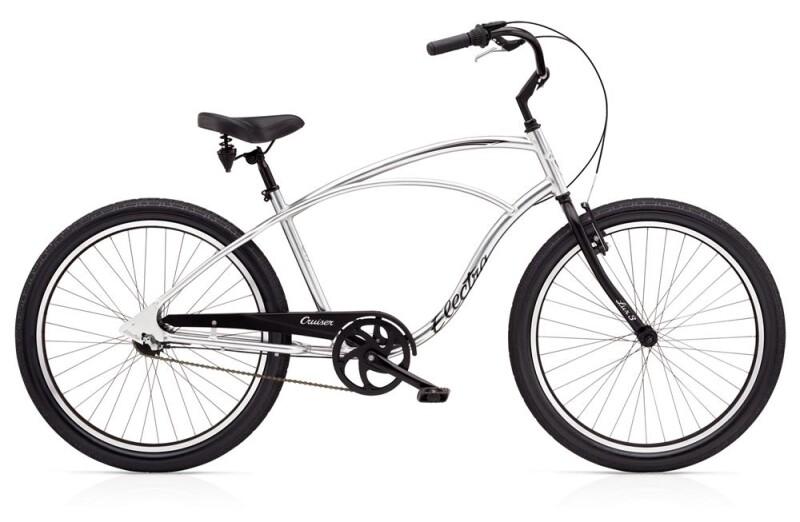 Electra Bicycle Cruiser Lux 3i Men's Cruiser-Bike