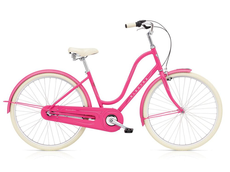 Electra Bicycle Amsterdam Original 3i Ladies'