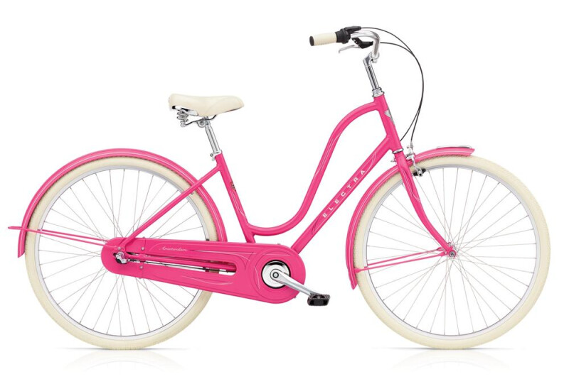 Electra Bicycle Amsterdam Original 3i Ladies' Hollandrad