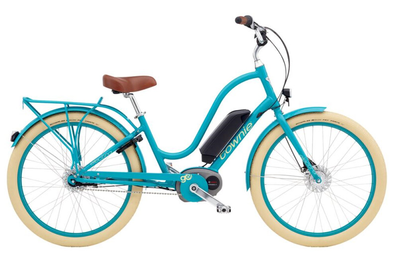 Electra Bicycle - Townie Go! 8i Ladies' Non-US
