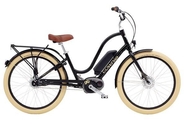 ELECTRA BICYCLE - Townie Go! 8i Ladies' Non-US