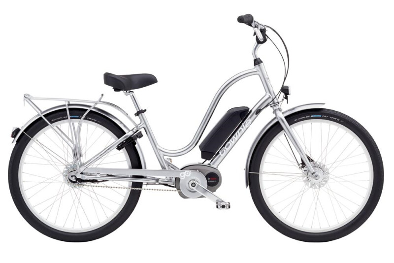Electra Bicycle Townie Go! 8i Ladies' Non-US E-Bike
