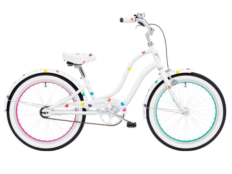 Electra Bicycle HEARTCHYA 3I 20IN GIRLS' 20