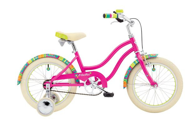 ELECTRA BICYCLE - BINDI 1 16IN GIRLS' EU 16