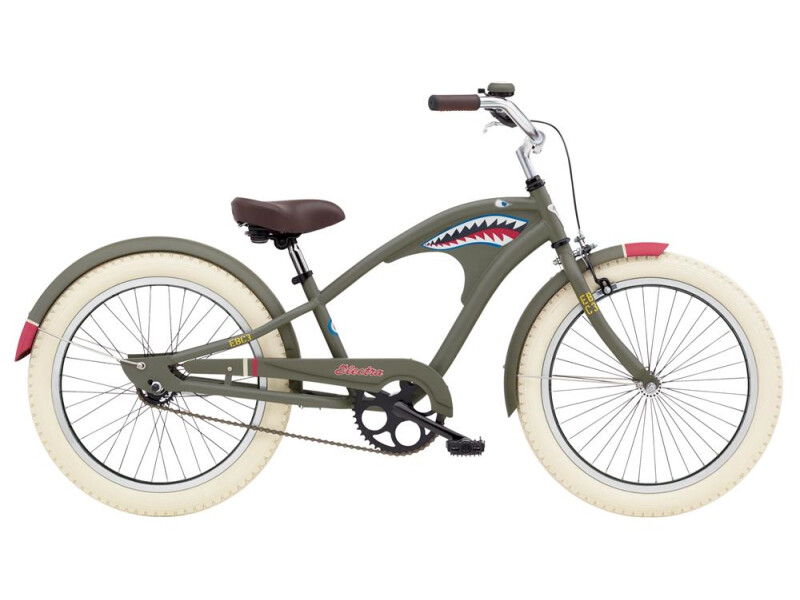 Electra Bicycle Tiger Shark 3i 20in Boys'