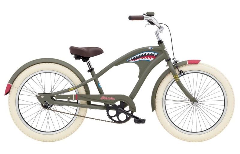 Electra BicycleTiger Shark