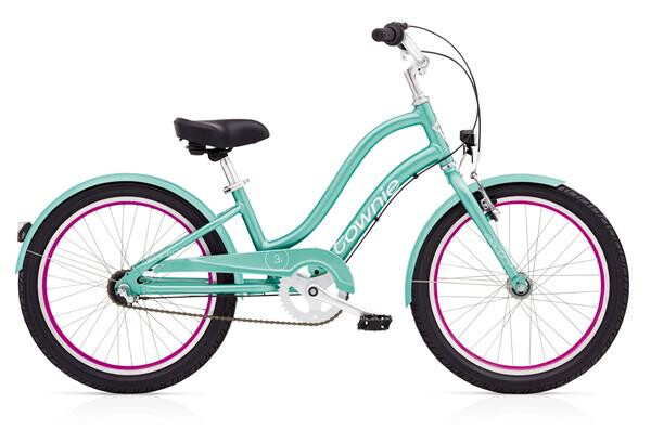ELECTRA BICYCLE - Townie 3i EQ 20in Girls'