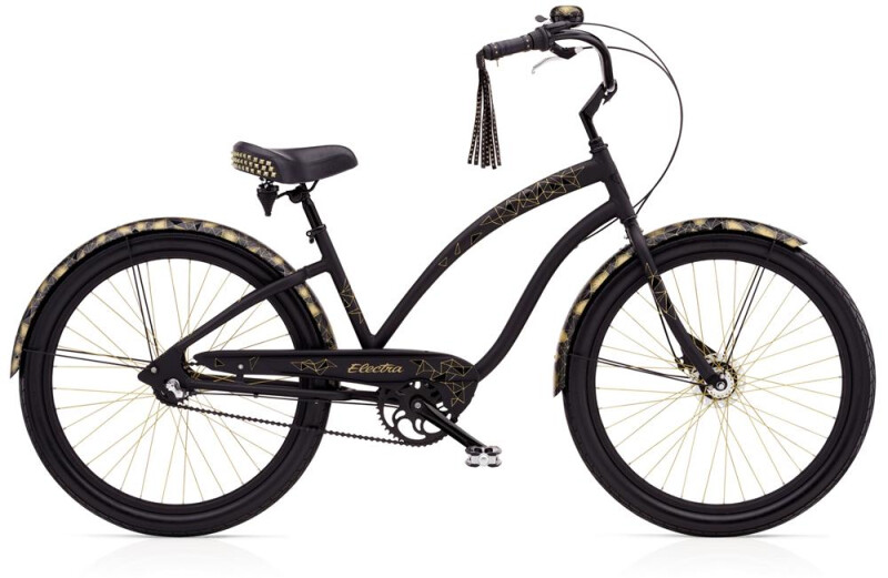 Electra Bicycle Glam Punk 3i Ladies' Cruiser-Bike