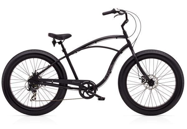 ELECTRA BICYCLE - Cruiser Lux Fat 7D Men's