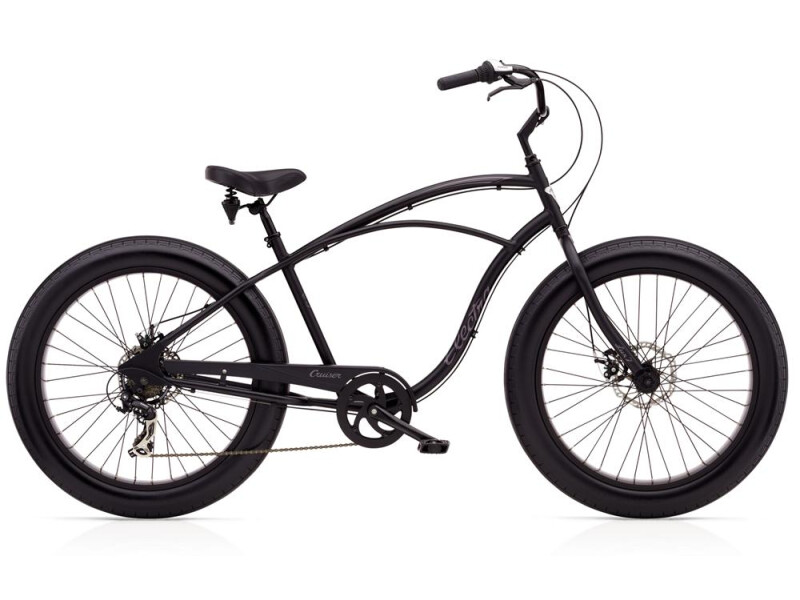 Electra Bicycle Cruiser Lux Fat 7D Men's
