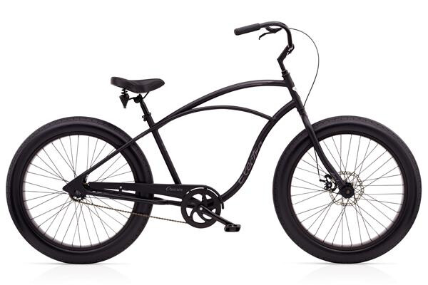 ELECTRA BICYCLE - Cruiser Lux Fat 1 Men's