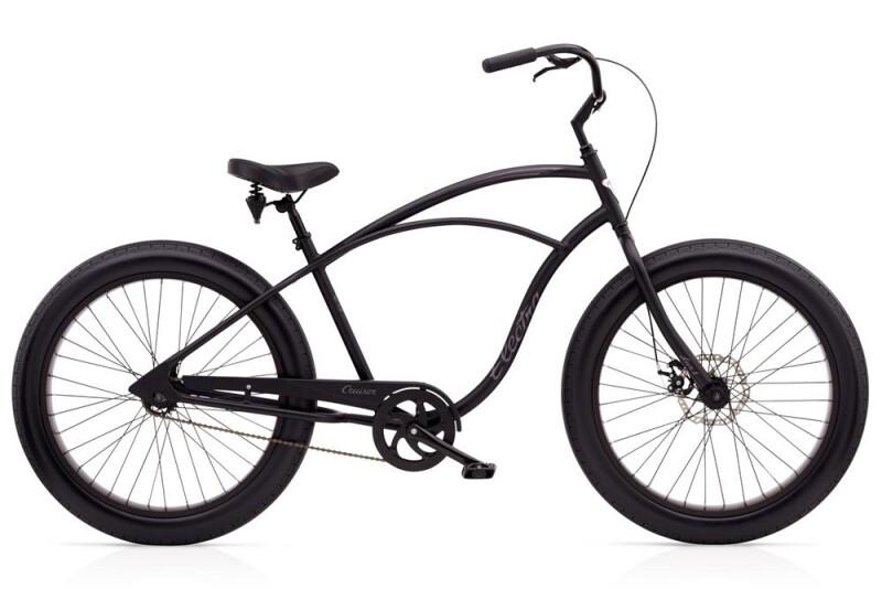 Electra Bicycle Cruiser Lux Fat 1 Men's Cruiser-Bike