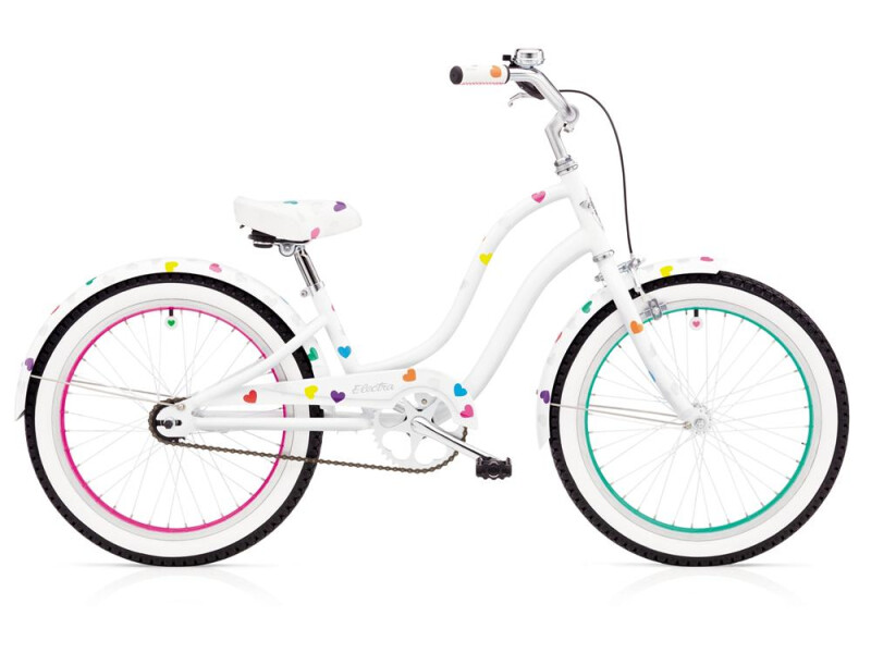 Electra Bicycle HEARTCHYA 1 20IN GIRLS' 20