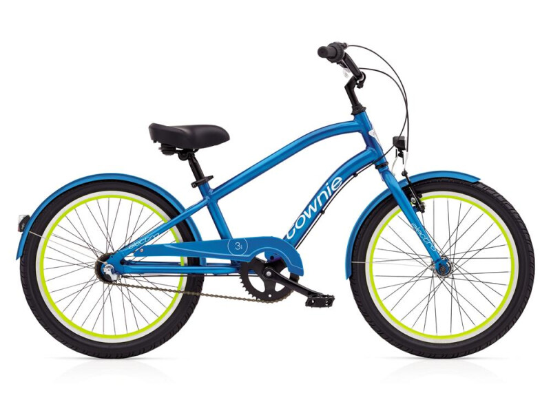 Electra Bicycle Townie 3i EQ 20in Boys'