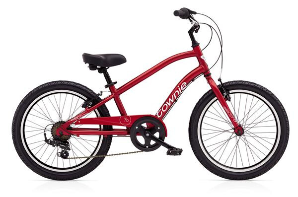 ELECTRA BICYCLE - Townie 7D 20in Boys'