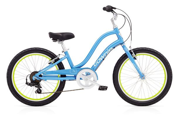 ELECTRA BICYCLE - Townie 7D 20in Girls'