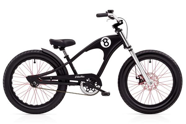 ELECTRA BICYCLE - Straight 8 20in Boys'