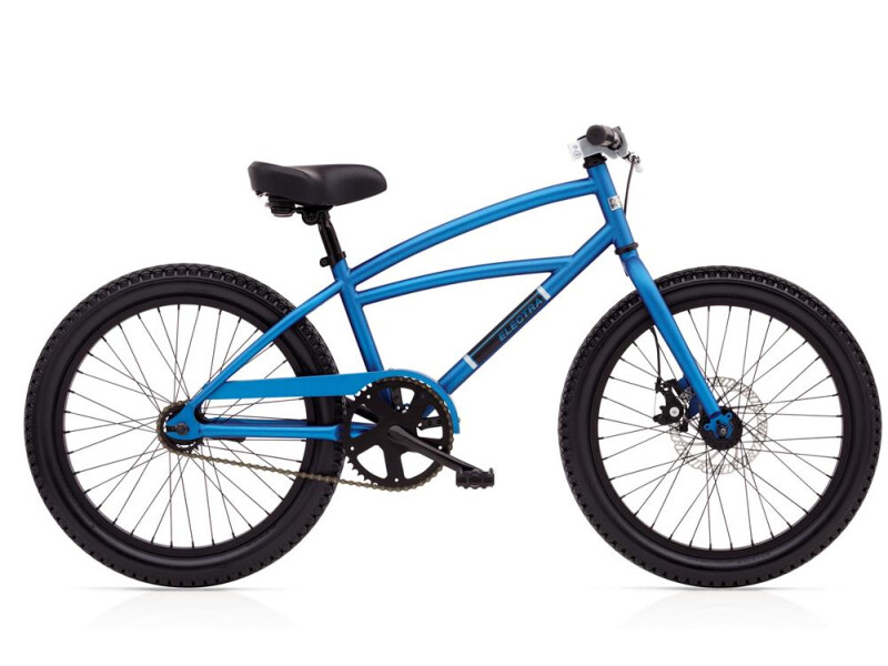 Electra Bicycle Moto 3i 20in Boys'