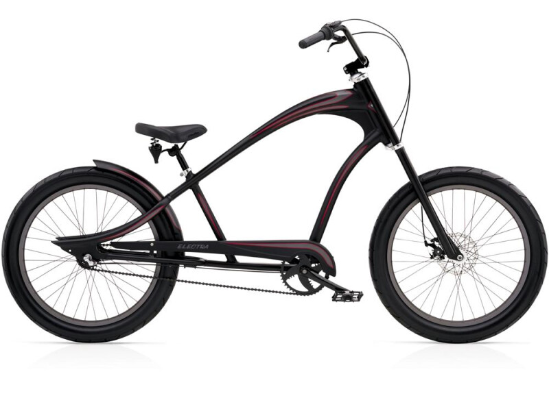 Electra Bicycle REVIL 3I MEN'S 24