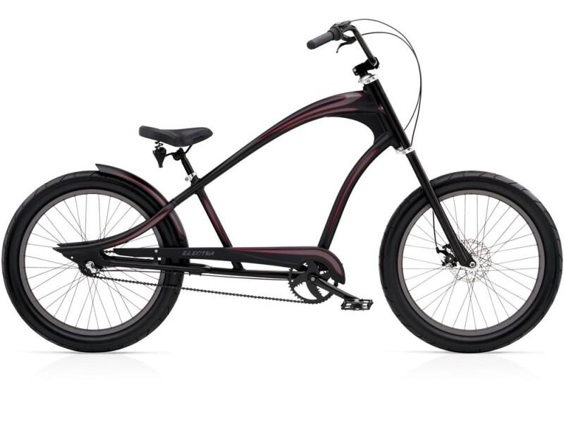 Electra Bicycle REVIL 3I MEN'S 24 Cruiser-Bike