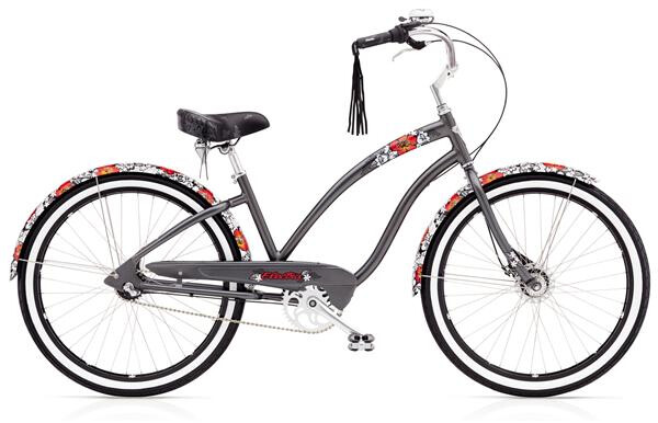 ELECTRA BICYCLE - WILD FLOWER 3I LADIES' 26