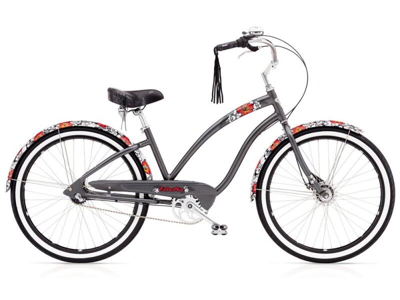Electra Bicycle WILD FLOWER 3I LADIES' 26