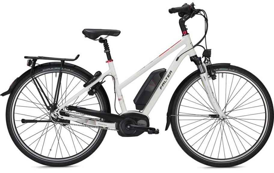 Falter E Bike 9,5 FL Trapez RH 52