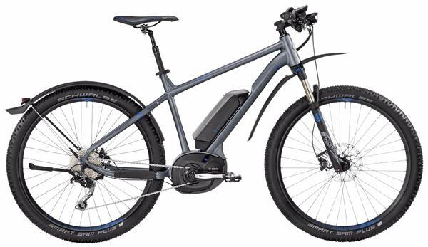 BERGAMONT - BGM Bike E-Roxter 7.0 EQ