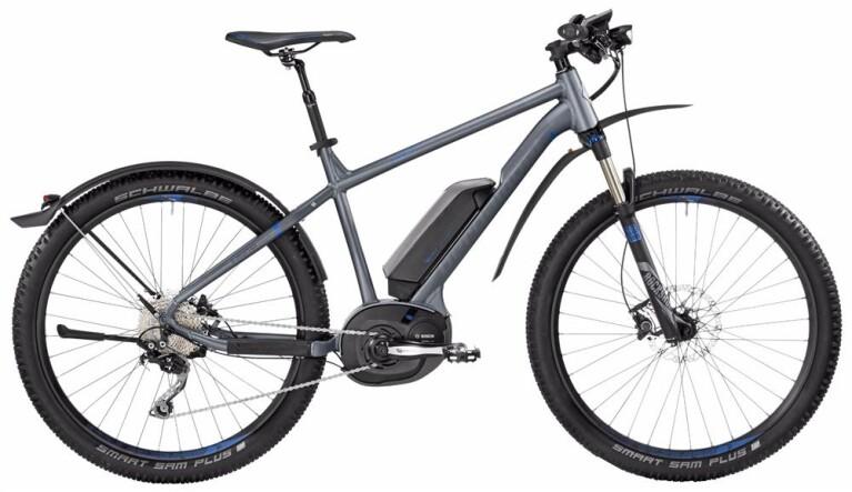 BERGAMONTBGM Bike E-Roxter 7.0 EQ