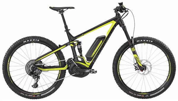 BERGAMONT - BGM Bike E-Trailster 9.0